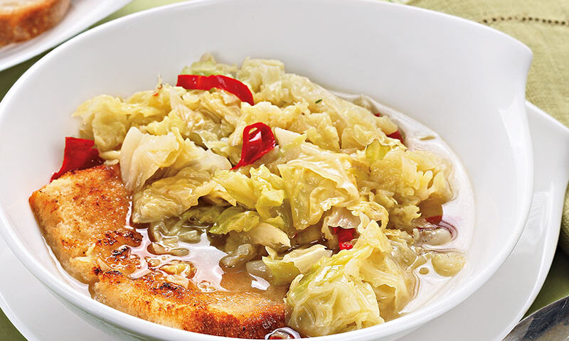 dieta della zuppa di cavolo comecosaquando