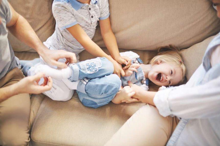 il solletico può avere effetti negativi comecosaquando
