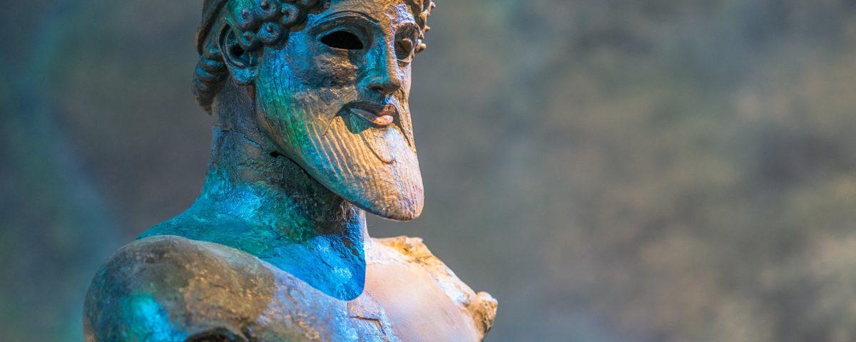 La misteriosa natura di Eleusi comecosaquando