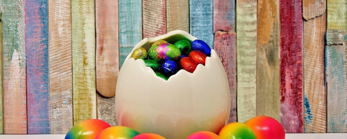usanza delle uova di pasqua comecosaquando