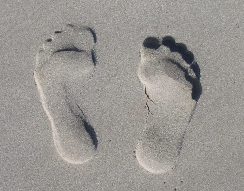 Massaggio rilassante ai piedi fai da te comecosaquando